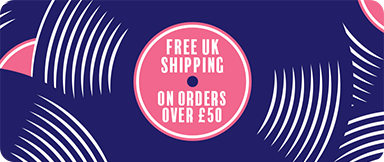 Free shipping for orders over £50