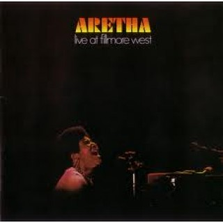 Aretha - Live At Fillmore West [VINYL]