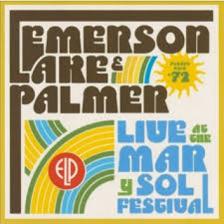 Emerson Lake & Palmer - Live At The Mar Y Sol Festival
