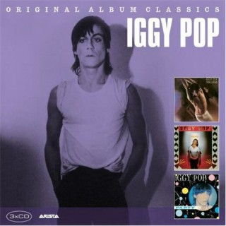Iggy Pop - Original Album Classics (3CD Box Set)