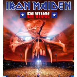 Iron Maiden - En Vivo! (2CD)