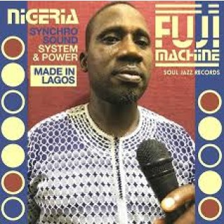 nigeria fuji machine synchro sound system & power