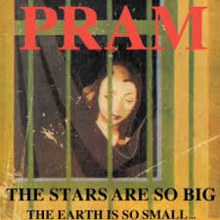 pram - the stars are so big the earth is so small