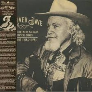 RED RIVER DAVE AUTHENTIC HILLBILLY BALLADS AND TOPICAL SONGS