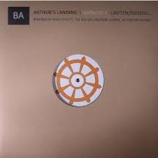 Arthur's Landing - Miracle 2 (Remixes) [VINYL] [LTD] 180 gram grey vinyl. Includes digitial download card.