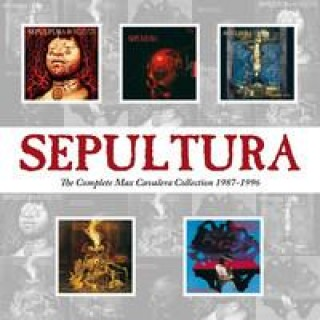 Sepultura - The Complete Max Cavalera Collection 1987-1996 [CD BOXSET]