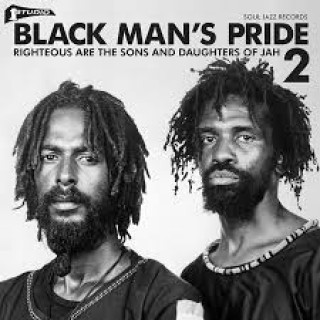 studio one black man's pride 2 righteous are the sons and daughters of jah