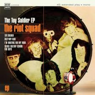 The Riot Squad - The Toy Soldier EP [VINYL]
