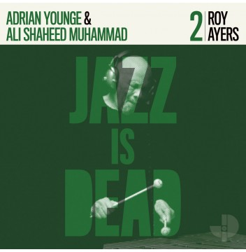 Adrian Younge, Ali Shaheed Muhammad & Roy Ayers - Roy Ayers