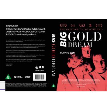 Big Gold Dream DVD