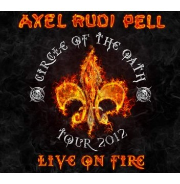 Axel Rudi Pell - Live On Fire [2X CD]