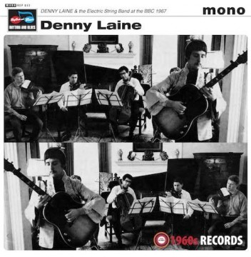 Denny Laine & The Electric String Band - Live at the BBC 1967 EP
