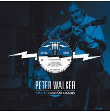 peter walker - live at third man records