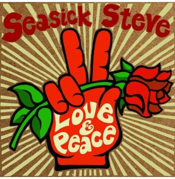 seasick steve love & peace (edit)