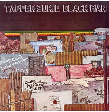 Tapper Zukie - Black Man