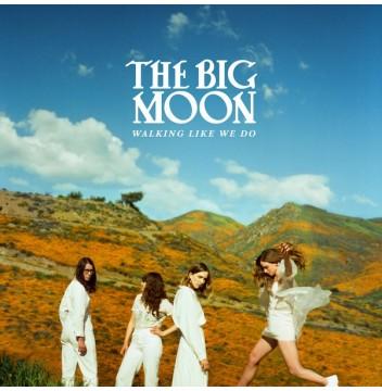 the big moon walking like we do