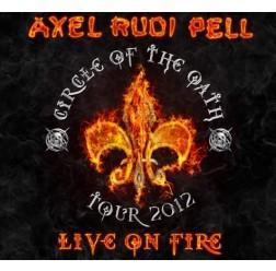Axel Rudi Pell - Live On Fire [2X CD]