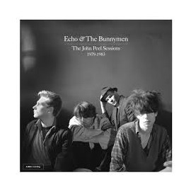 echo & the bunnymen the john peel sessions