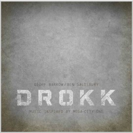 Geoff Barrow, Ben Salisbury DROKK - Music Inspired By Mega-City One