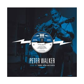 peter walker - live at third man records