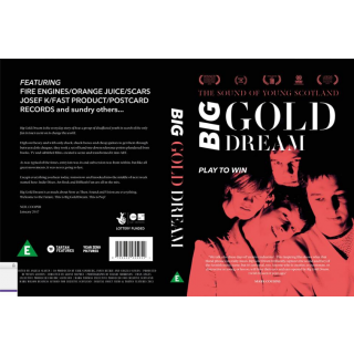 Big Gold Dream DVD