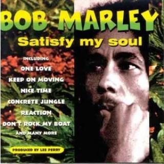 Bob Marley Satisfy My Soul