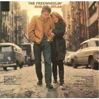 bob dylan the freewheelin' bob dylan