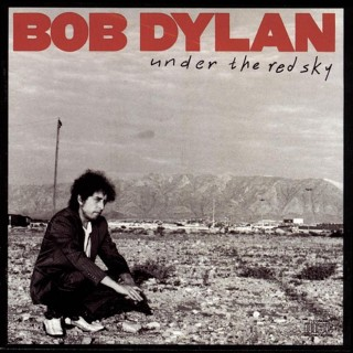 bob dylan under the red sky 2019