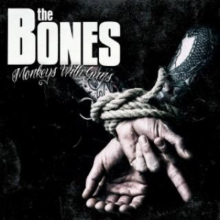 The Bones - Monkeys With Guns (Digipak)