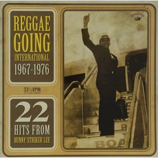 Bunny 'Striker' Lee - Reggae Going International 1967 - 1976