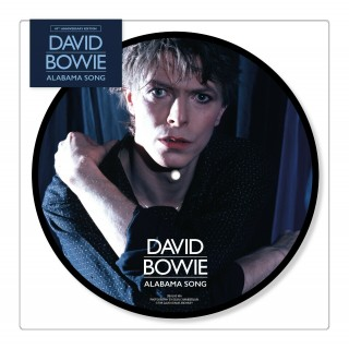 david bowie alabama song picture disc