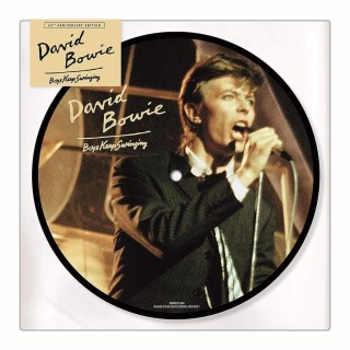 david bowie boys keep swinging 40TH ANNiVERSARY