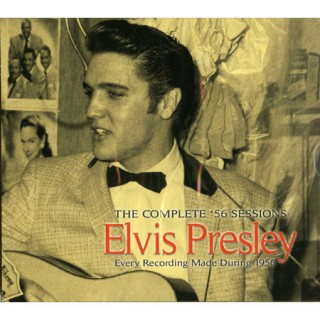 Elvis Presley The Complete 56 Sessions