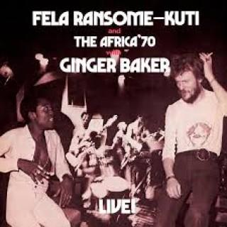 fela with ginger baker