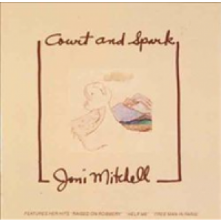 Joni Mitchell - Count and Spark [VINYL]