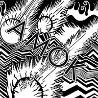 Atoms For Peace - AMOK [LTD. EDITION CD]