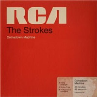 The Strokes - Comedown Machine [VINYL]