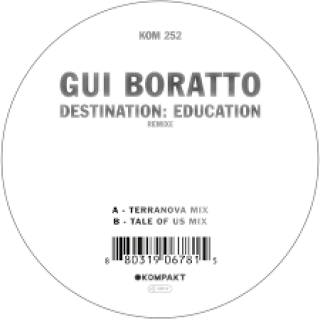 gui boratto - destination: education