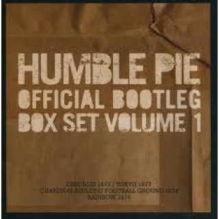 humble pie official bootleg volume 1
