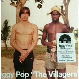 iggy pop the villagers b/w pain & suffering