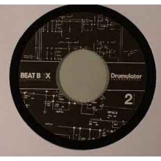 Joe Mansfield - The Drumulator [VINYL]