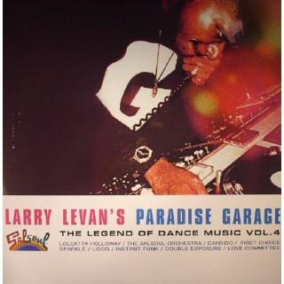 Larry Levan's Paradise Garage - The Legend Of Dance Music Vol 4