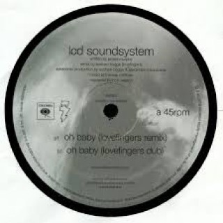 lcd soundsystem oh baby LOVEFINGERS Remix