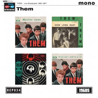 Them - Live Broadcasts 1965-67 EP