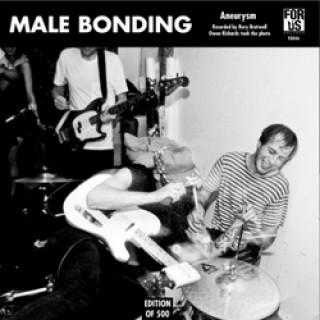 Male Bonding - Aneurysm / Endless Nameless (Nirvana Covers) [VINYL]