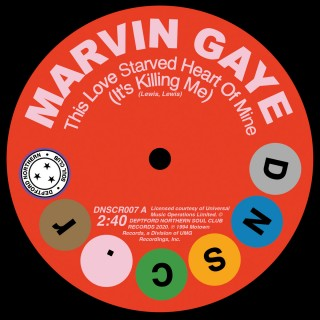 Marvin Gaye / Shorty Long - This Love Starved Heart Of Mine (It's Killing Me) / Don't Mess With My Weekend