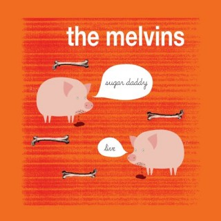 Melvins - Sugar Daddy Live