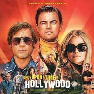once upon a time in hollywood album cover