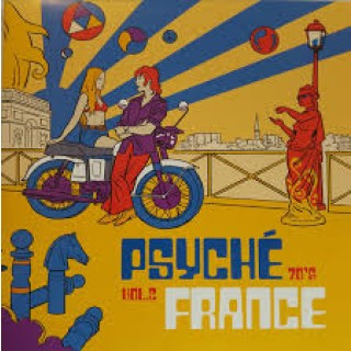 psych france 70's vol.2