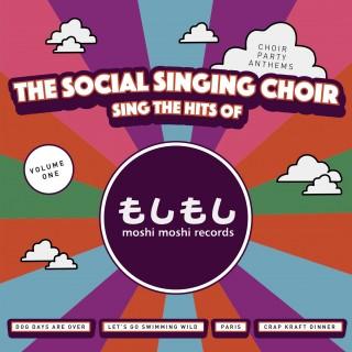 The Social Singing Choir - Sings The Hits of Moshi Moshi Records